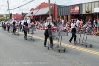 8244 Strawberry Festival Grand Parade 2012