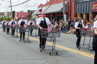 8245 Strawberry Festival Grand Parade 2012