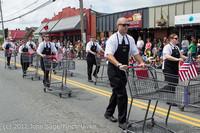 8248 Strawberry Festival Grand Parade 2012