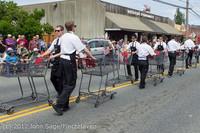 8251 Strawberry Festival Grand Parade 2012