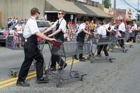 8252 Strawberry Festival Grand Parade 2012