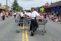 8255 Strawberry Festival Grand Parade 2012