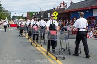 8257 Strawberry Festival Grand Parade 2012