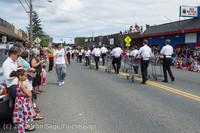 8261 Strawberry Festival Grand Parade 2012