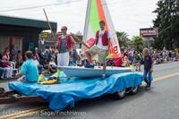8264 Strawberry Festival Grand Parade 2012