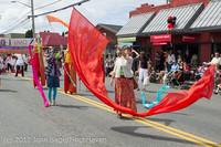 8271 Strawberry Festival Grand Parade 2012