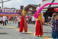 8272 Strawberry Festival Grand Parade 2012
