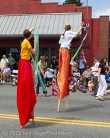 8278 Strawberry Festival Grand Parade 2012