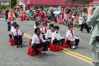 8286 Strawberry Festival Grand Parade 2012