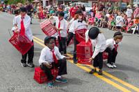 8289 Strawberry Festival Grand Parade 2012