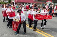 8291 Strawberry Festival Grand Parade 2012