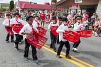 8292 Strawberry Festival Grand Parade 2012