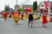 8293 Strawberry Festival Grand Parade 2012