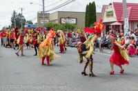 8294 Strawberry Festival Grand Parade 2012