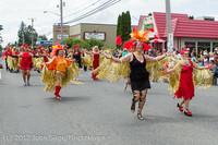 8295 Strawberry Festival Grand Parade 2012