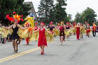 8296 Strawberry Festival Grand Parade 2012
