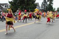8300 Strawberry Festival Grand Parade 2012