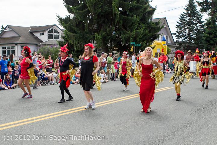 8301 Strawberry Festival Grand Parade 2012