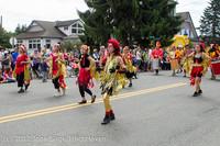 8303 Strawberry Festival Grand Parade 2012