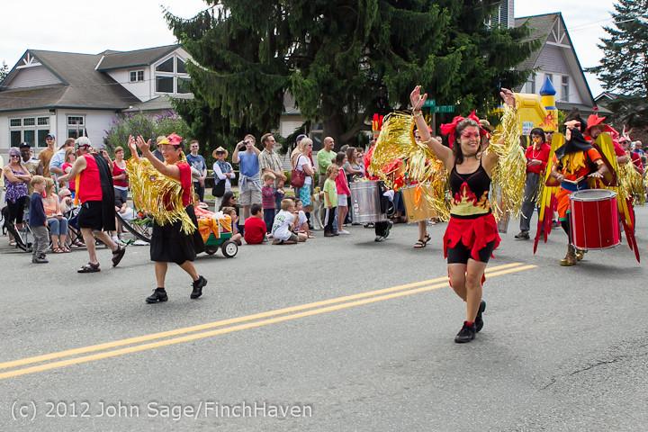 8305 Strawberry Festival Grand Parade 2012