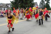 8308 Strawberry Festival Grand Parade 2012
