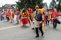 8310 Strawberry Festival Grand Parade 2012