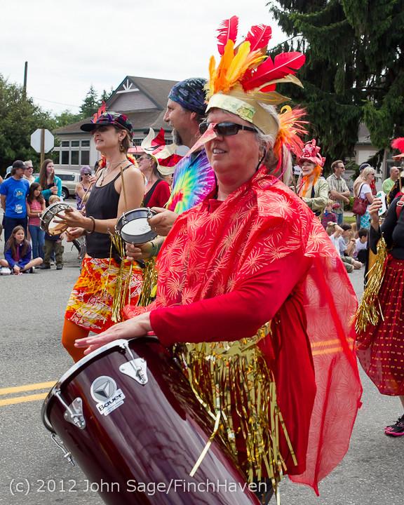 8315 Strawberry Festival Grand Parade 2012
