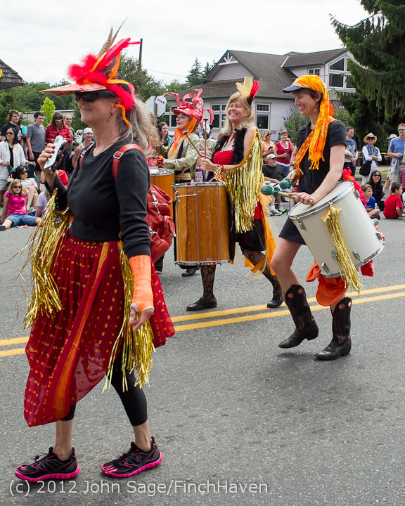 8318 Strawberry Festival Grand Parade 2012