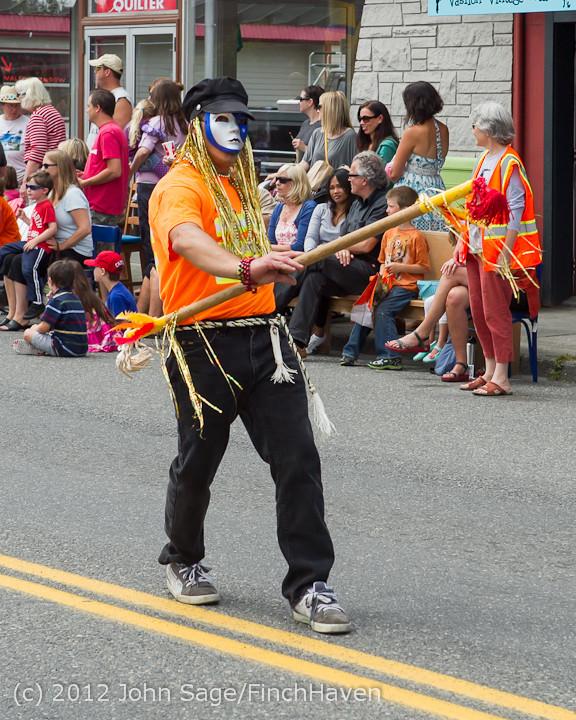 8328 Strawberry Festival Grand Parade 2012