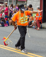 8329 Strawberry Festival Grand Parade 2012