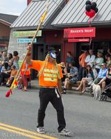 8332 Strawberry Festival Grand Parade 2012