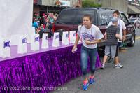 8353 Strawberry Festival Grand Parade 2012