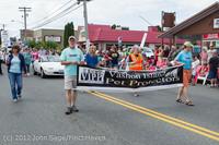8357 Strawberry Festival Grand Parade 2012