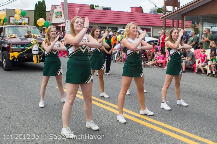 8380 Strawberry Festival Grand Parade 2012