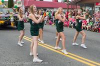 8382 Strawberry Festival Grand Parade 2012