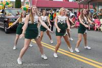 8384 Strawberry Festival Grand Parade 2012