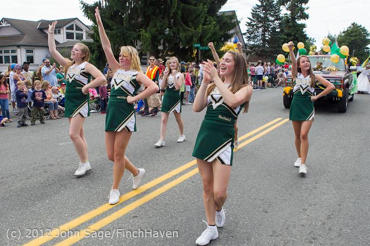 8390 Strawberry Festival Grand Parade 2012