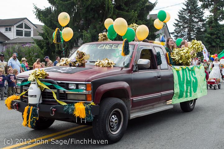 8396 Strawberry Festival Grand Parade 2012