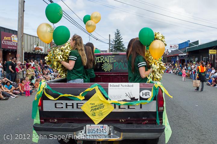 8411 Strawberry Festival Grand Parade 2012