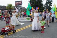 8431 Strawberry Festival Grand Parade 2012