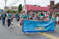 8442 Strawberry Festival Grand Parade 2012