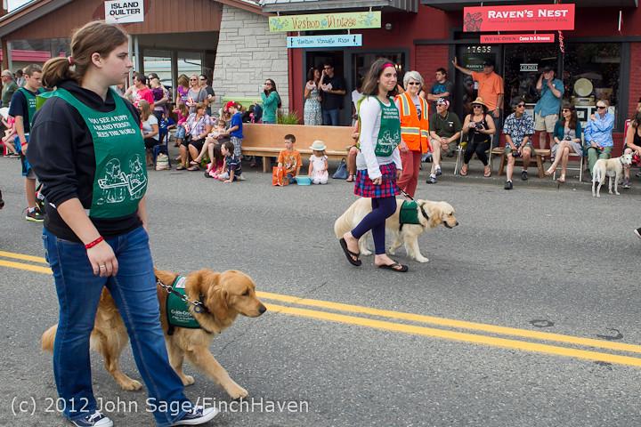 8448 Strawberry Festival Grand Parade 2012