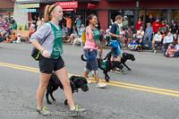 8451 Strawberry Festival Grand Parade 2012