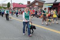 8453 Strawberry Festival Grand Parade 2012