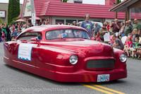 8463 Strawberry Festival Grand Parade 2012