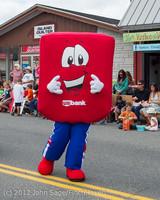 8472 Strawberry Festival Grand Parade 2012