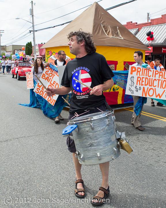 8485 Strawberry Festival Grand Parade 2012