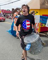 8490 Strawberry Festival Grand Parade 2012