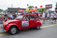 8507 Strawberry Festival Grand Parade 2012