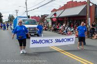 8523 Strawberry Festival Grand Parade 2012